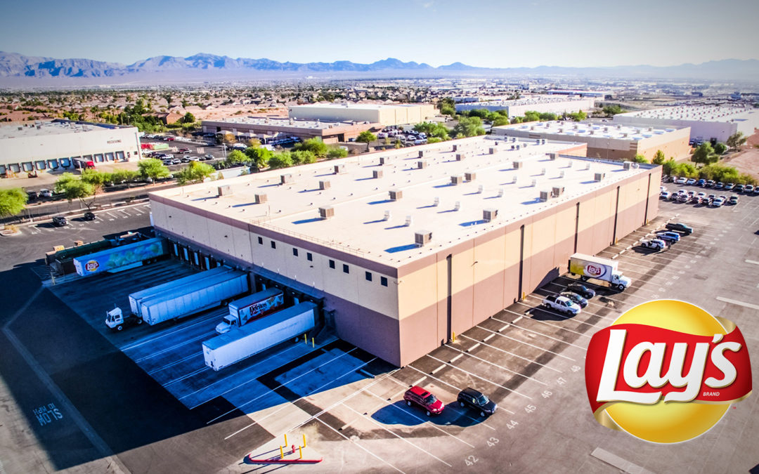 Burke Completes Frito Lay Distribution Center Expansion
